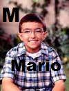 Mario (from Barney)