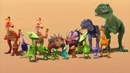 Dinosaur Block Party 1