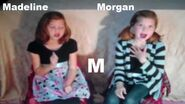 Madeline Riggs and Morgan Riggs