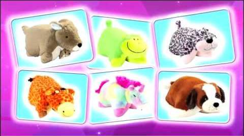 Pillow Pets® Commercial 2012