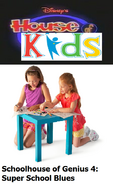 Disney's House of Kids - Schoolhouse of Genius 4 Super School Blues