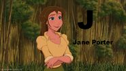 Jane Porter (from Tarzan)