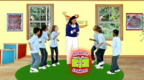 Miss Lori's WTTW Kids Readers are Leaders tour tv commercial video