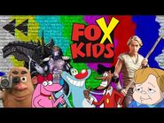 Fox Kids Saturday Morning Cartoons - 1998 - Full Episodes with Commercials