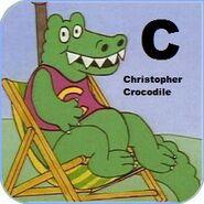Christopher Crocodile