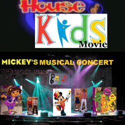 Disney's House of Kids - Mickey's Musical Concert