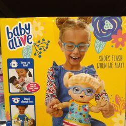 Baby Alive Commercials