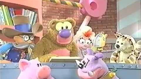 The Crayon Box - Three Little Piggies - YTV Jr