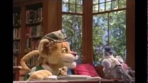 Between the lions episode 4 Farmer Ken's Puzzle
