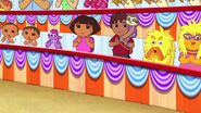 Dora and Diego's Amazing Animal Circus