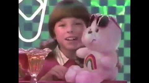 Kid80s com Care Bears Care Bearer Commercial from the 80s
