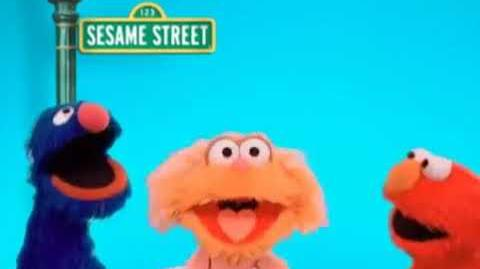 Sesame Street Excluding Elmo's world