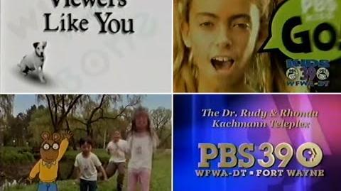 PBS Kids Program Break (2009 WFWA-DT4)