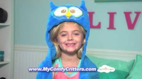 Comfy Critter CRTR 0605 h 264