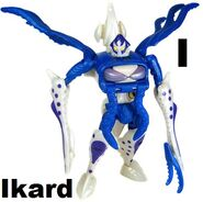 Ikard (from Robot Mode)
