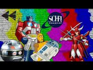 Sci-Fi Channel Animation Station – Weekday Morning Cartoons - 1996 - Full Episodes with Commercials