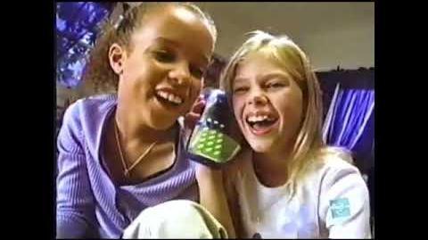 Nickelodeon the wild thornberrys commercial breaks 2001