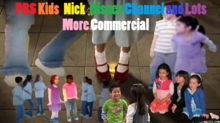 PBS Kids, Nick, Disney Channel and Lots More Commercial logo.png
