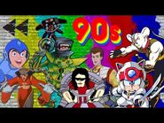 Syndicated Weekday Morning Cartoons - 1990's - Full Episodes with Commercials