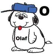 Olaf (from Peanuts)