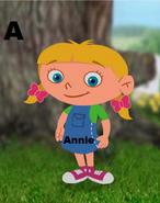 Annie (Little Einstein)