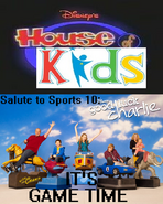 Disney's House of Kids - Salute to Sports 10- Good Luck Charlie It's Game Time