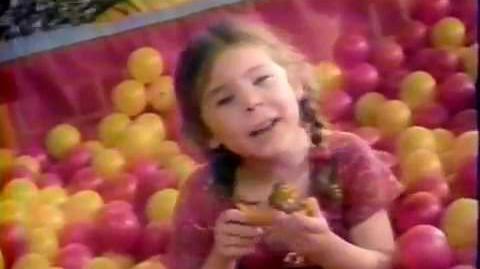 June 1994 Lion King Kids Meals at Burger King