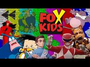 Fox Kids Saturday Morning Cartoons - 1994 - Full Episodes with Commercials
