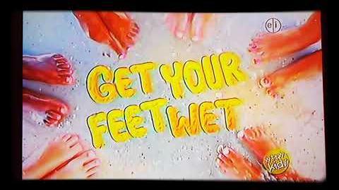 Get Your Feet Wet - Whale Shark