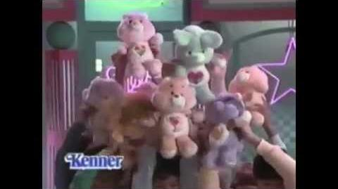 """Kid80s.com Care Bears """"Care Bearer"""" Commercial from the 80s"""