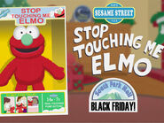 Stop Touching Me Elmo - South Park Commercial