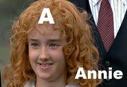Annie (from Annie 2 A Royal Adventure)