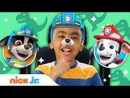 Junior Dress Up Party w- PAW Patrol Dinos! 🤩 - Jr. Dress Up Ep. 16 - Nick Jr