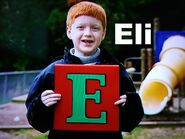 Eli (from Blue's Clues)