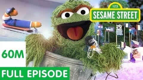 The Worm Winter Games Sesame Street Full Episode