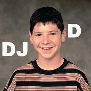 DJ (from Roseanne