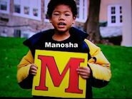 Manosha