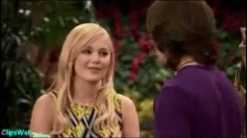 """Kickin' It- Jack & Kim moments from """"Two Dates and a Funeral"""""""