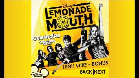 Lemonade Mouth - Livin' On A High Wire - Soundtrack