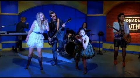 Lemonade Mouth - Livin' On A High Wire (Bridgit Mendler & Adam Hicks & Naomi Scott) HD 1080p-0