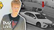 Disney Star Alleged Armed Robberry Video - TMZ Live