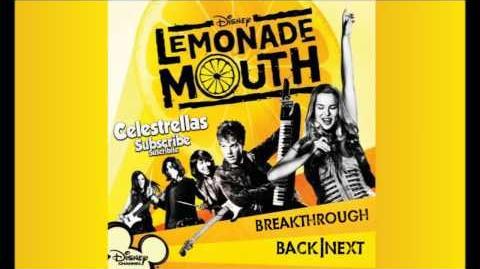 Breakthrough - Lemonade Mouth - Soundtrack