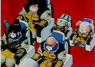 Puar and others to Planet Namek