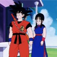 Goku i chichi 2
