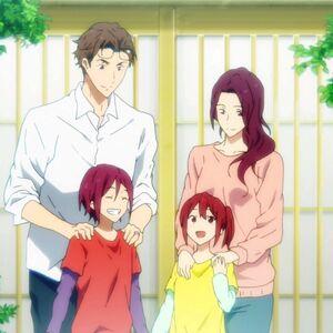 Rin Matsuoka Japanese Anime Wiki Fandom | see more about anime, rin matsuoka and free! rin matsuoka japanese anime wiki fandom
