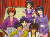 Rurouni Kenshin (Anime)