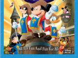Mickey, Donald and Goofy: The Three Musketeers