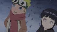 Kid Naruto and Hinata