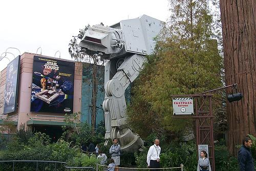 Disney Theme Parks Wiki