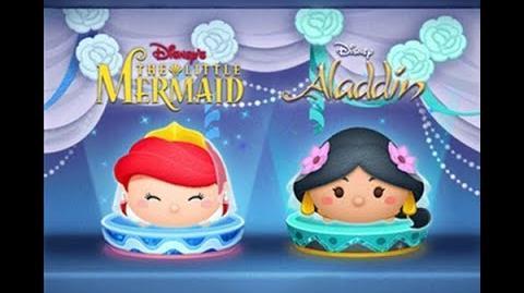 Disney Tsum Tsum - Bride Ariel